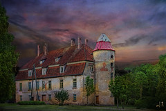 """15th century manor house """"Wormsathen"""" , for sale (jmb_germany) Tags:"""