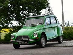 1981 Citroën Dyane 6 (fabbi71100) Tags: citroën citroëndyane citroëndyane6