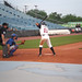 Ray Olmedo (batter), Chris Robinson (catcher)