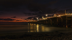 02469376422815-115-19-08-The Crystal Pier San Diego at sunset-1-HDR (Don't Mess With Jim) Tags: sunset pier crystalpier sky sand ocean pacificocean sandiego lights america california 2017