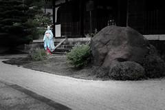 Maiko_20190630_121_27 (Maiko & Geiko) Tags: 20190630 kouunji temple kanohisa kyoto maiko 舞妓 光雲寺 叶久 京都 叶家 kanoya ksumika