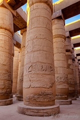 Karnak Temple in Early Morning - Explored 20190828 (miaomiaoalbum) Tags: egypt temple ancient karnak luxor thebes