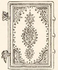 This image is taken from Page 78 of Byways among English books (Medical Heritage Library, Inc.) Tags: miniature books illustration bookplates book collecting bookbinding illustrated wellcomelibrary ukmhl medicalheritagelibrary europeanlibraries date1927 idb30009364