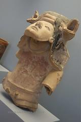 Personaje con Mascara y Serpiente en el Tocado (dsancheze) Tags: arqueologia archeology arqueologiamexicana precolumbian precolombiana hombre mascaras hombremascara veracruz sonyrx100 clasicotardio