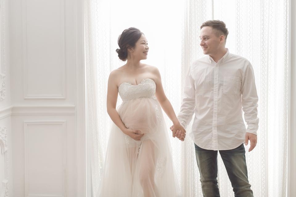 台南孕婦寫真 WF 與媽咪一起留下幸福又美麗的回憶 002