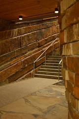 Just around the corner (radargeek) Tags: tulsa ok oklahoma thegatheringplace playground park lodge stone architecture