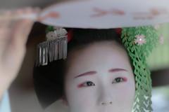 Maiko_20190630_121_10 (Maiko & Geiko) Tags: 20190630 kouunji temple kanohisa kyoto maiko 舞妓 光雲寺 叶久 京都 叶家 kanoya ksumika