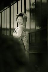 Maiko_20190630_121_20 (Maiko & Geiko) Tags: 20190630 kouunji temple kanohisa kyoto maiko 舞妓 光雲寺 叶久 京都 叶家 kanoya ksumika