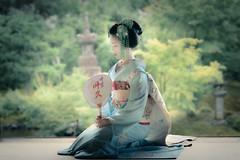 Maiko_20190630_121_30 (Maiko & Geiko) Tags: 20190630 kouunji temple kanohisa kyoto maiko 舞妓 光雲寺 叶久 京都 叶家 kanoya ksumika
