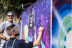 UrbanScrawl_2019_DSC6546 (GmanViz) Tags: gmanviz color sonya6000 artwork painting artist urbanscrawl franklinton columbus ohio