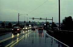 nikon n80 (bluebird87) Tags: road rain cars film kodak ektar nikon n80 dx0 c41 epson v600