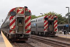 Busy day (DonnieMarcos) Tags: railroad railfanning rail railway railfan rails railroads trains train trainspotting traintrack tracks traintracks track bnsf bnsfrailway bnsfchicago bnsfchicagosub chicago bnsfracetrack racetrack burlington chicagoland chicagoarea chicagorails