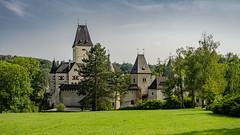The castle Ottenstein (a7m2) Tags: castle ottenstein zwettl stausee dobrastausee lordsofrauheneck loweraustria culture history travel baronsvonorteneggandottenstein waldviertel austria