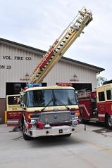 Lawrenceville Fire Company Telesqurt 23 (Triborough) Tags: newjersey nj engine alf firetruck fireengine mercercounty lawrenceville lfc squrt lawrencetownship telesqurt telesqurt23 lawrencevillefirecompany americanlafrance