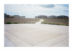 public space, Brookwood (jellygeist) Tags: film analog olympusxa olympus 35mm rangefinder portra400 kodak manitoba