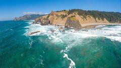Oregon Coast--Drone View (pbandy) Tags: nature oregon coast seascape oceanscape drone