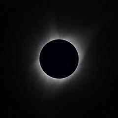 Totality, an eerie and exhilarating moment (PeterThoeny) Tags: weiser idaho sun moon solareclipse totality blacksky day circle sony sonya7 a7 a7ii a7mii alpha7mii ilce7m2 fullframe tamron tamronsp150600mmf563 1xp raw photomatix hdr qualityhdr qualityhdrphotography fav100