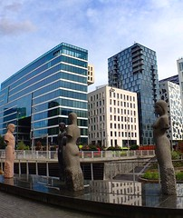 Barcode. Oslo.