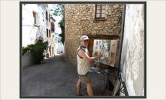 ALBINYANA-CONCURS-PINTURA-PREMIS-POBLES-TARRAGONA-FOTOS-PINTANT-CARRER MAJOR-PAISATGES-CATALUNYA-PINTOR-ERNEST DESCALS (Ernest Descals) Tags: albinyana tarragona baixpenedès catalunya cataluña catalonia pictures paint premis premios concurs concurso concursos pintura premiados premiadas pinturas cuadros quadres pintures carrermajor luz sombras profundidad street village carrers calles pueblo pueblos poble pobles comarca detalles pintar pintando pintant painting paintings pintor pintors pintores painter painters fotos awarded awards paisatge paisatges paisaje paisajes landscape landscaping ernestdescals paisajistas plastica artistes artistas plasticos art arte artwork verano summer