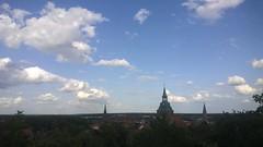 Rundgang über den Kalkberg in Lüneburg (56,3 m über NN) (Seesturm) Tags: 2019 seesturm lüneburg kalkberg naturschutzgebiet gips berg biotop aussicht wolken gipshut