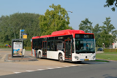 EBS 5150 - Maasland Viaduct (rvdbreevaart) Tags: ebs maasland maassluis mercedes mercedesbenz citaro c2 cng gnc hybrid hybride bus busstation openbaarvervoer publictransport öpnv transportescolectivos raw rawtherapee