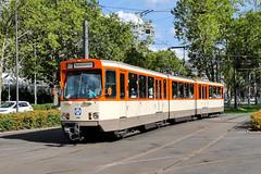 FFM_148_201908 (Tram Photos) Tags: duewag frankfurt main strasenbahn tram tramway stadtbahn vgf gt8 pt