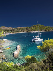 Spetses (klepher) Tags: playa summer blue water love colors panorama beautifull travel trip see boat greek greece canon eos wideangle filter polarised hoya photographer pro hd bestphoto instagram colorfull