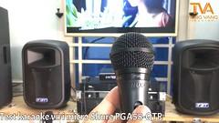 Test micro có dây Shure PGA-58 QTR chính hãng USA (Tiengvang Audio) Tags: test micro có dây shure pga58 qtr chính hãng usa