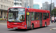 Abellio 8836 (YY64YJT). (Fred Dean Jnr) Tags: london august2019 uk england londonbus bus abellio abelliolondon alexander dennis adl enviro200 croydon parklanecroydon 8836 yy64yjt route407 caterham