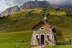Sainte Anne  (Savoie 08/2019) (gerardcarron) Tags: canoneos80d chapelle church eglise hautesavoie laclusaz lagiettaz landscape massifdesaravis montagne mountains eté summer savoie