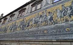 Dresden (Procession of princes) (galterrashulc) Tags: germany saxony dresden irina galitskaya galyerrashulc mosaic urban house windows city town