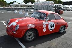 PORSCHE 356 B T6 Coupé - 1960 (SASSAchris) Tags: porsche 356 b 356b coupé voiture allemande auto 10000 tours castellet circuit 10000toursducastellet ricard httt htttcircuitpaulricard htttcircuitducastellet stuttgart t6