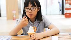 SAKURAKO. (MIKI Yoshihito. (#mikiyoshihito)) Tags: sakurako 櫻子 さくらこ 娘 daughter サクラコ 長女 10歳10ヶ月 eldestdaughter