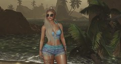 1 Hundred Sweet Miami Heat (PinkangelIndigo) Tags: 1hundred blaxium bodylanguage bootysbeauty catwa crybunbun designercircle doux it maitreya messy mila rebournebeach rhude veechi