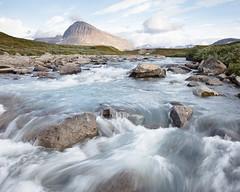 Sarek V (Gustaf_E) Tags: berg fjäll fors jokkmokk landscape landskap lappland mountain nationalpark niják norrland ruohtesvágge sarek sareknationalpark sommar sverige sweden älv