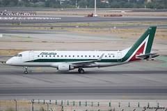 2019-06-23 MAD EI-RDJ (Paul-H100) Tags: 20190623 mad eirdj embraer emb175 alitalia