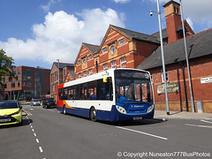 SN65OEP 27295 Stagecoach Merseyside and South Lancashire in Chester (Nuneaton777 Bus Photos) Tags: chester 300 stagecoach enviro adl 27295 merseysideandsouthlancashire sn65oep