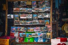 Send Me A Postcard (Anna Kwa) Tags: shop postcards bangkok thailand annakwa nikon d750 2401200mmf40 my imagine story always seeing heart soul throughmylens life destiny fate journey travel world amphawafloatingmarket