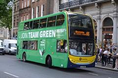 Team Green (@ tb 2018) Tags: ev1 route65 dublinbus damestreet blessington repak aoa ringsenddepot enviro400