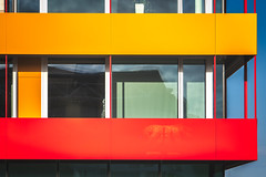 Dream of Colours (*Capture the Moment*) Tags: 2019 allianzarena architecture architektur februar february fotowalk munich münchen sonyilce6300 stefan tum