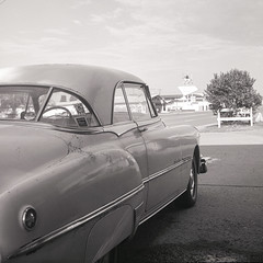 (Matt Allouf) Tags: rolleicord tlr 120 arista ultra 100 black white medium format film epsonv500 tucumcari newmexico route66