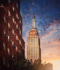Empire State Building (Juan Figueirido) Tags: newyork empirestatebuilding manhattan usa america eeuu estadosunidos empirestate