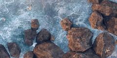 on the rocks (Mara Telling:) Tags: sl secondlife summeredge ocean rocks shore sea