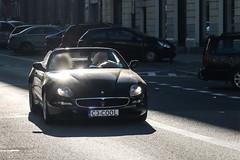 Poland Indiv. (Kujawsko-Pomorskie) - Maserati Spyder (PrincepsLS) Tags: poland polish individual license plate warsaw spotting c kujawskopomorskie maserati spyder