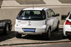 Poland CD (Ireland) - Opel Corsa (PrincepsLS) Tags: poland polish diplomatic license plate warsaw spotting 055 ireland opel corsa