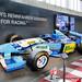 Benetton B195-04, 1995 (Michael Schumacher Private Collection)