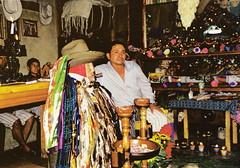 San Maximón de Guatamala (CosmoClick) Tags: guatamala santiagoatitlan maximón saint worship altar cosmoclick wow heilige san
