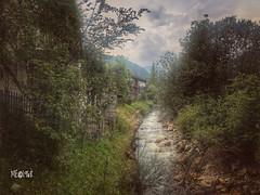 Ferrara - Paese incantato (iw2ijz) Tags: vacanze viaggio trip travel montagna natura apple iphonex iphone paese ferrara bolzano italy italia trentinoaltoadige valdibraies