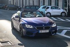 Poland Indiv. (Pomorskie) - BMW M6 Cabriolet F12 (PrincepsLS) Tags: poland polish individual license plate warsaw spotting g pomorskie bmw m6 cabriolet f12