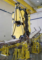 NASA's James Webb Space Telescope Has Been Assembled for the First Time (James Webb Space Telescope) Tags: jwst webb jameswebbspacetelescope telescope nasa hubble hubblessuccessor space bestof recentbestof topimages